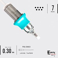 Картриджи Envy Gen2 Cartridges. Round Magnum 0,3 mm (10 шт)